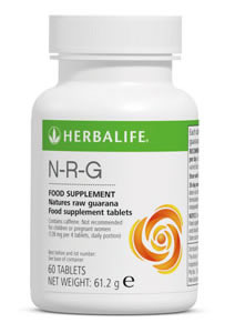 NRG (Nature's Raw Guarana)