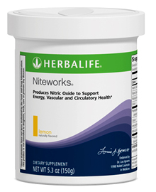 NiteWorks ® Powder Mix